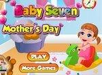 Малышка Севен: Праздник День матери