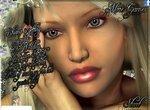 Макияж для невесты 3D