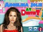 Лечим зубы Анджелине Джоли