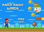 Бродилка Марио в волшебном мире