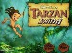 Тарзан: Прыжки по лианам