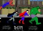 Супергерои: Догонялки