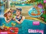 Свидание Анны и Кристофа в бассейне