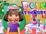Даша путешественница у стоматолога