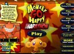 Веселый марафон счастливой обезьянки