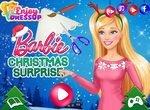 Рождественский сюрприз от Барби