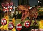 Динозавр Рекс крушит Лондон