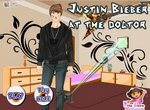 Джастин Бибер на приеме у доктора