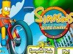 Симпсоны 1: Ралли на велосипедах