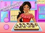 Елена из Авалора готовит пирог