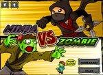 Головоломка: Ниндзя против Зомби