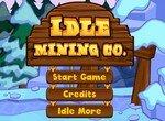 Кликер шахты по добыче золота