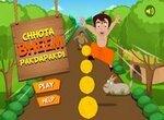 Чхота Бхим убегает от хулигана