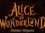 Алиса в Стране чудес: Скрытые предметы