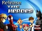 Три в ряд: Освобождение супергероев