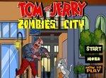 Том и Джерри: Побег из города зомби