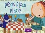 Пег готовит пиццу