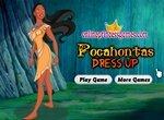 Одевалка Покахонтас: Индейская мода