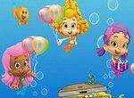 Пазл Гуппи и Пузырьки: День рождения
