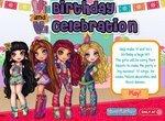 Ви и Ва: Празднование дня рождения
