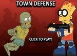 Симпсоны против зомби