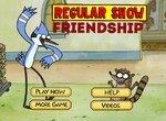 Обычный мультик: Дружба Ригби и Мордекая