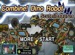 Страшный робот Скутеллозавр