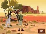 Братья Кратт: Битва кенгуру