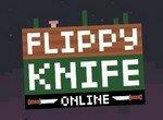 Подкинь и закрути нож