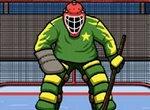 Хоккей: Тренировка вратаря
