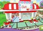 Лего Френдс: Кафе 3D