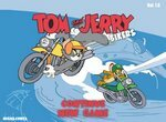 Том и Джерри гоняют на мотоциклах