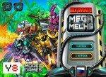 Последние роботы Мега Мехи
