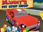Умелец Мэнни: Гоночный автомобиль
