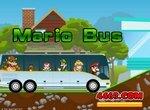 Марио работает водителем автобуса