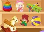 Разгадай загадки про игрушки