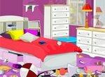 Уборка в комнате подростка