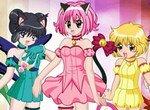 Аниме: Одежда для Токийских девушек