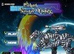 Робот Снежный тигр готов к сборке