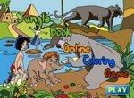 Раскраска с Маугли: Книга джунглей