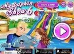 Выступление дельфинов: Шоу 6