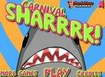 Акула убийца на карнавале