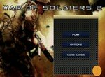 Перестрелка солдат 3Д
