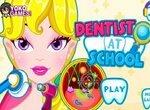 Школьники у дантиста