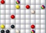 Линии из шариков