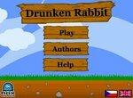 Пьяный кролик: Собираем бутылки