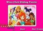 Пятнашки с феями Клуба Винкс