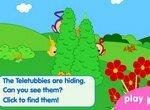 Телепузики: Играем в прятки