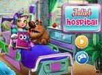 Джульетта и ее друзья в больнице