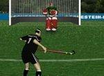 Хоккей на траве: Отработка ударов